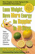 Lose Weight, Have More Energy - Be Happier in 10 Days