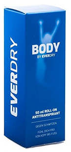 Antitranspirant Body von Everdry