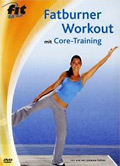 DVD - Fatburner Workout mit Core-Training