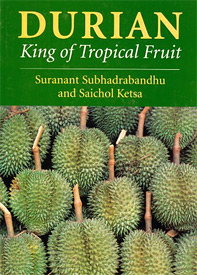 Durian - King of Tropical Fruit englischsprachiges Taschenbuch