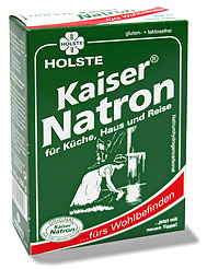 Kaiser Natron® in Pulverform