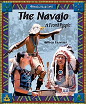 The Navajo A Proud People von Allison Lassieur